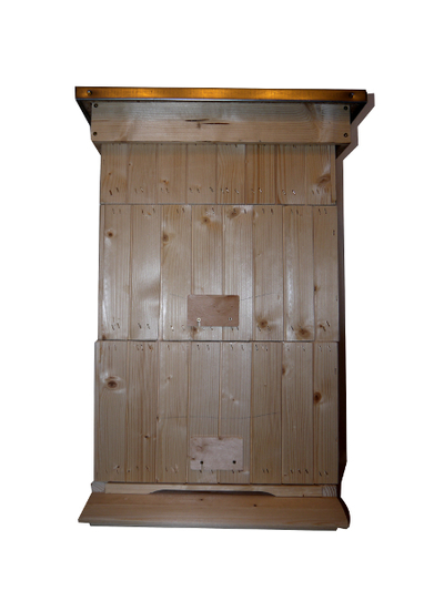 Ul wielkopolski drewniany 12 ramkowy