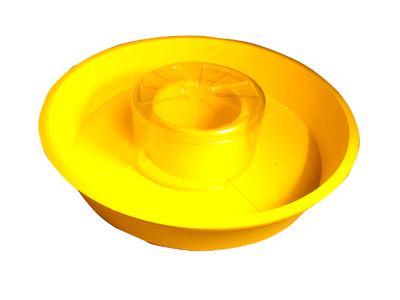 Podkarmiaczka plastikowa powałkowa 4 litry