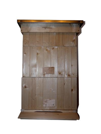 Ul wielkopolski drewniany 10 ramkowy